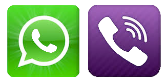Whatsapp / Viber